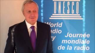 Виталий Игнатенко, Посол доброй воли ЮНЕСКО, - Всемирный день радио 2014 г.