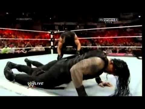 Seth Rollins betrays The Shield - 6/2/14