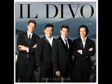 Il Divo - Time To Say Goodbye (Con Te Partiro)