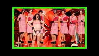 Zurück in Speck! Belly Roll-Super Talent kommt mit 7 Girls