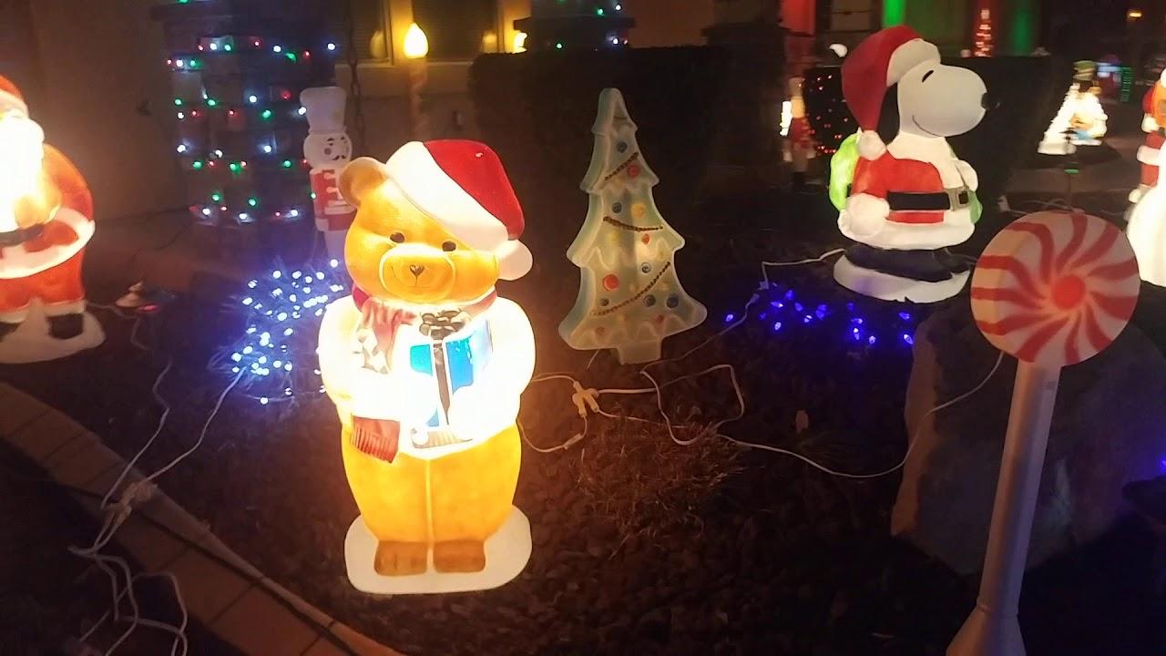 CarriageHill Nampa Christmas Display 2019