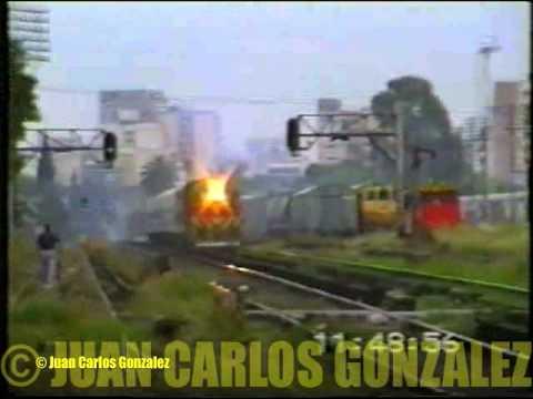 Tren General con la GR12W 6602