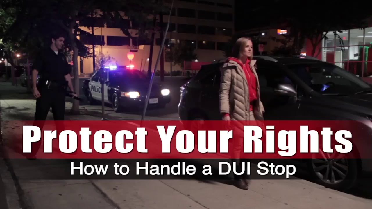 How to Deal With a DUI in Arizona