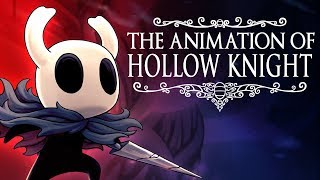 The Effects Animation of Hollow Knight