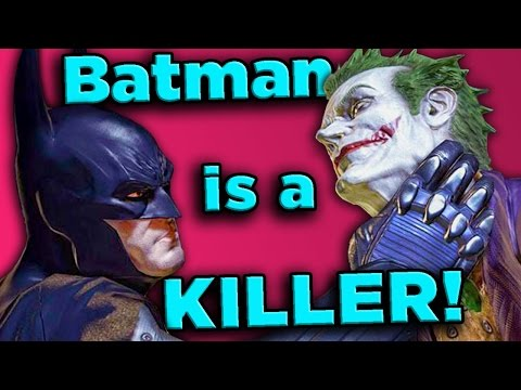 Thumbnail: Proof Batman Kills, A LOT! | The SCIENCE!... of Batman