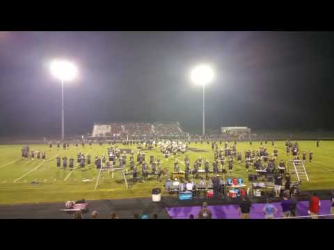 Porter Ridge High School Band of Pirates 2016