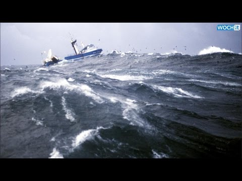 Alaska Storm Likely Becomes Strongest in Bering Sea History
