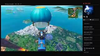 Fortnite live fr go pass the 100