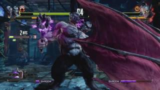 Killer Instinct (CPU Match) - Eyedol v. Gargos (Kyle Difficulty)