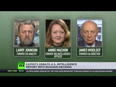 'Insider leaks, not Russian hacking': CIA & MI5 veterans discuss ODNI report (DEBATE)