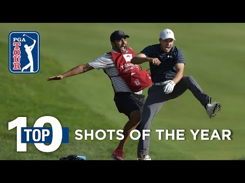 Top 10 shots on the PGA TOUR in 2017