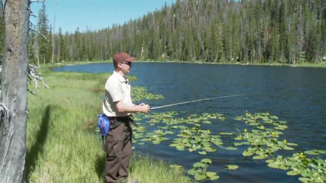 Fall fishing in the uinta mountains youtube for Green mountain reservoir fishing