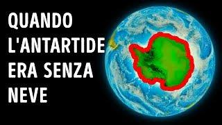 Quando l'Antartide era un continente verde e tropicale