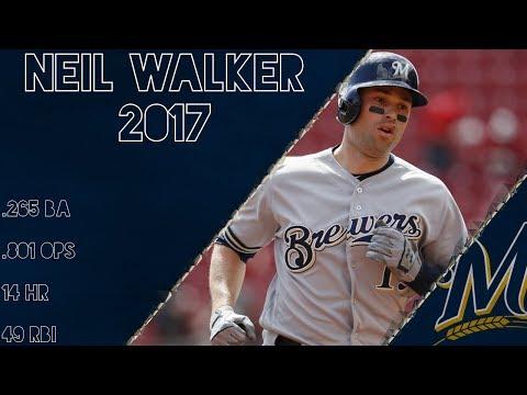 Neil Walker 2017 Highlights