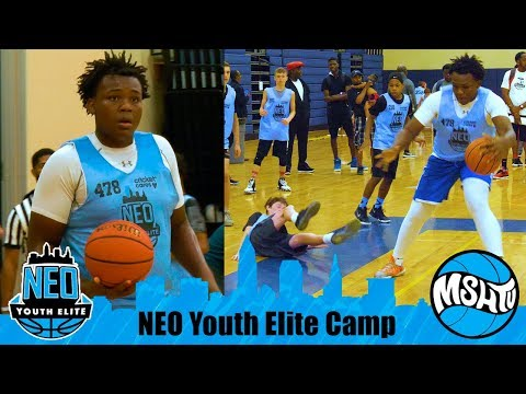 Ty'Rion Denson would BREAK YOUR ANKLES  - 2017 NEO Youth Elite Camp