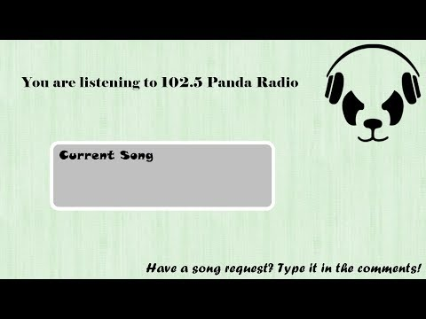 102 5 Panda Radio Hit songs from the past couple of years