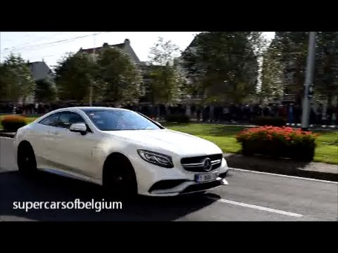s63 amg coupe 100m sprint walk around youtube. Black Bedroom Furniture Sets. Home Design Ideas