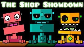 The Shop Showdown | Geometry Dash