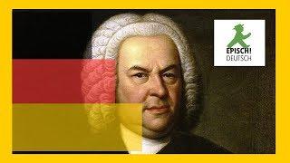 7 фактов о Бахе 7 Fakten ber J.S.Bach (Deutsch B1 C2)