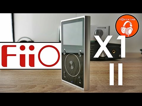 FiiO X1 II   Обзор доступного Hi-Res плеера