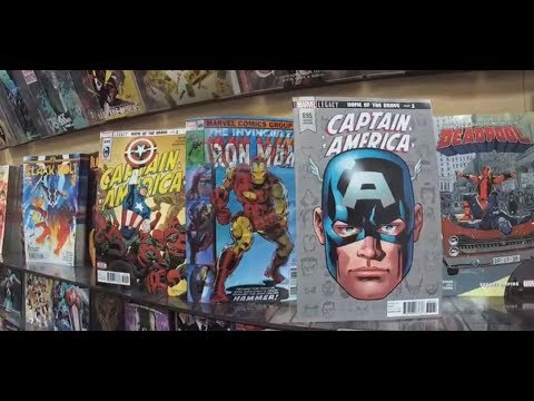 Happy New Comic Book Day from Midtown Comics Grand Central!
