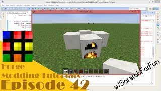[1.6.2] Minecraft Forge Modding Tutorials! - Custom Furnace :: Part 24 - Particles!