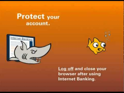 Safe Banking tip - Log Off