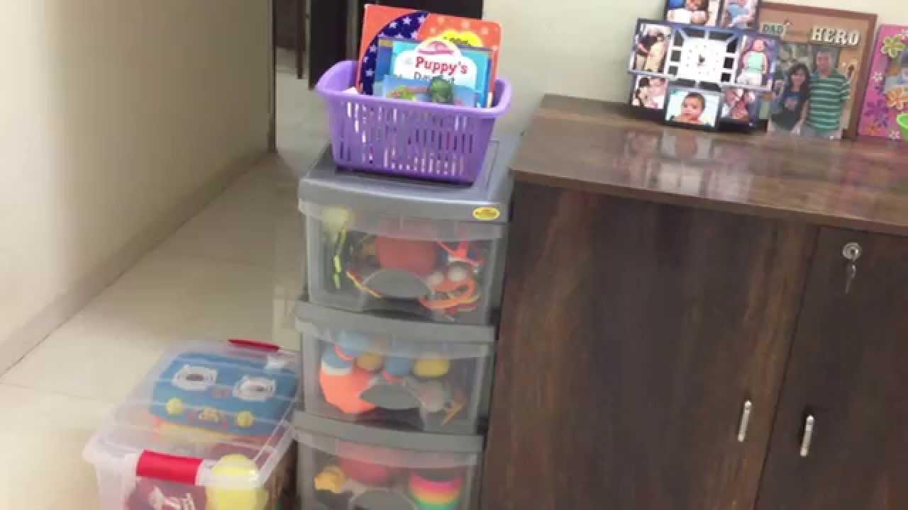 Toy Storage And Organization + Toy Rotation