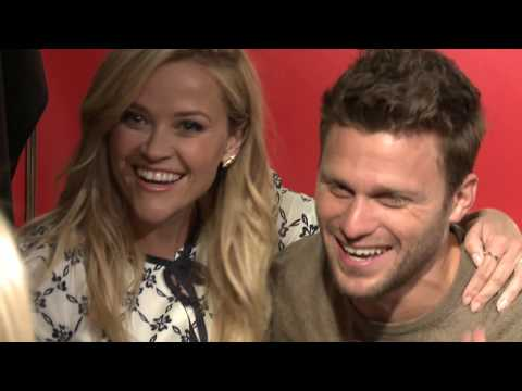 Watch Reese Witherspoon crash her co-stars' interview for Home Again!