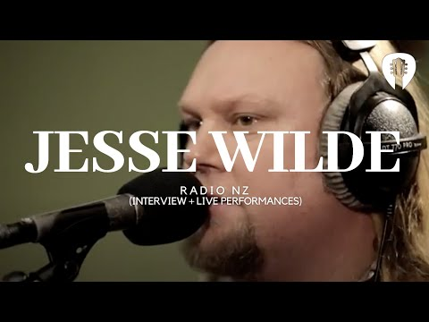 Jesse Wilde & The Drive Live On Radio NZ Full Interview and Three Songs