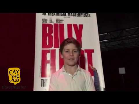 Say hello: Billy Eliot - Das Musical   Ticketmaster