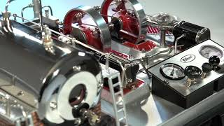 Wilesco D32 Dampfmaschine
