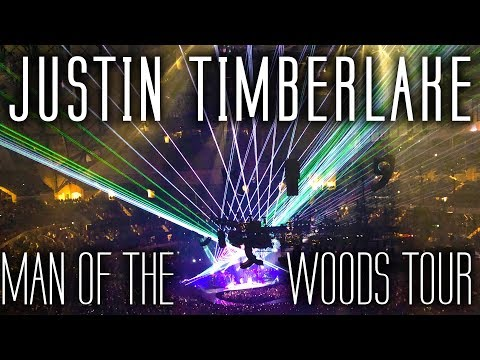 Justin Timberlake - Man Of The Woods Tour