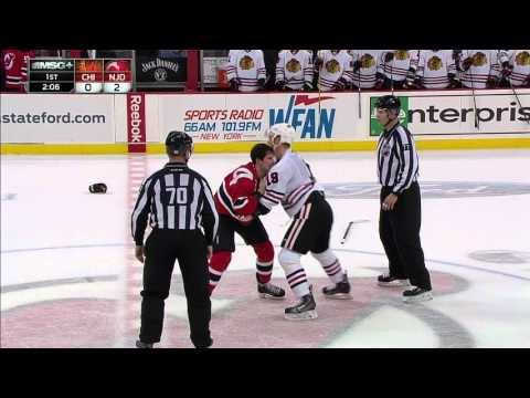 Gotta See It: Toews drops Henrique with fists of fury