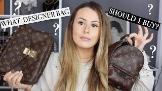 HOW TO CHOOSE YOUR FIRST DESIGNER BAG   MY ADVICE, TIPS & RECOMMENDATIONS