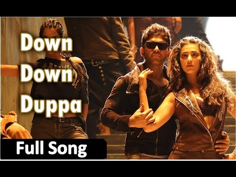 Down Duppa Song in Hindi - Race Gurram ᴴᴰ Full Video Songs - Allu Arjun, Shruti Haasan,