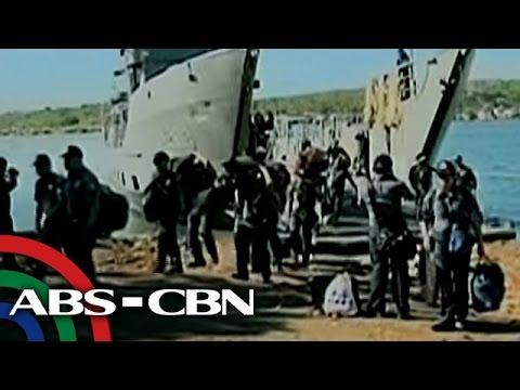 Bandila: 54 pulis na ipinadala sa Basilan, may bagong misyon