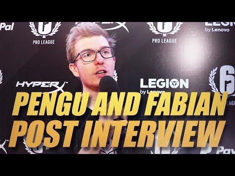 "Pengu: ""I'm moving to the UK"" | Post Interview Season 8 Pro League Finals – Rio de Janeiro"