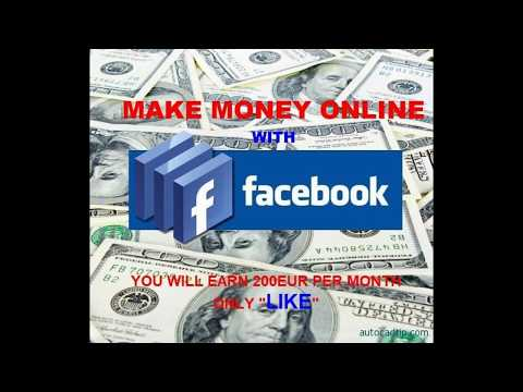 How to make money online with FACEBOOK, YOUTUBE, TWITTER, TRAFFIC, GOOGLE +1
