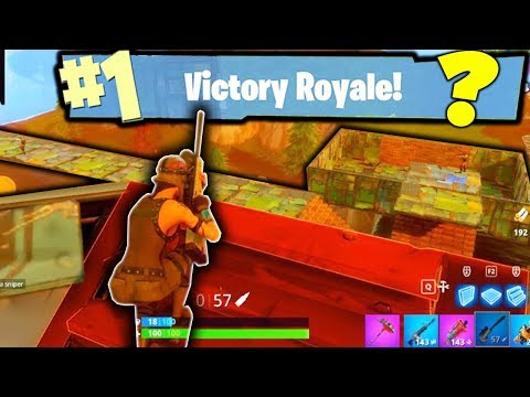 THE BEST SOLO SQUAD GAME EVER!!!! (Insane Fortnite Battle Royale Gameplay)
