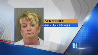 Wife of former Carroll County Sheriff sentenced