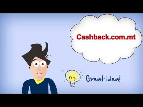 A simple HOW TO video for cashback.com.mt