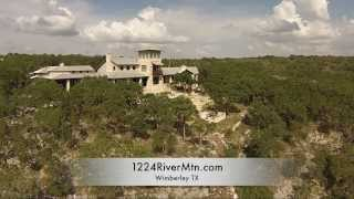 Texas Hill Country Real Estate Listing - 1224 River Mountain Road, Wimberley TX