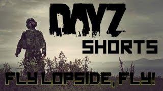DayZ Short // Fly lopside, fly!