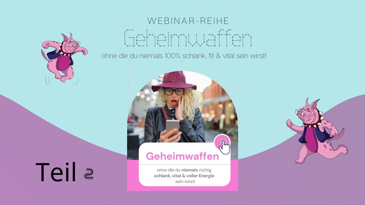 Aufzeichnung Webinar   Geheimwaffen _ SchweinehundTraining spezial