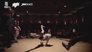 POWER MOVE // Bboy LIL-G (Venezuela) Vs Bboy C-LIL (Laos) //  Need For Dance 2017 // Who you like???