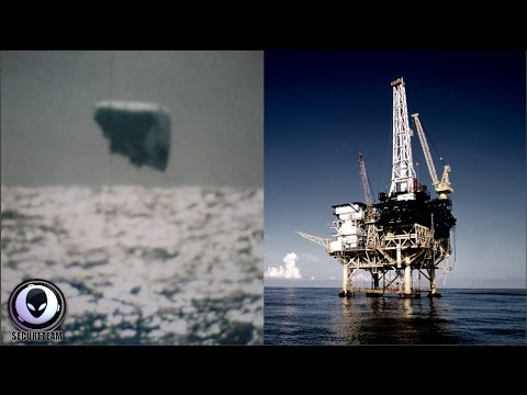 An 'underwater UFO' was spotted this month and other revelations! [VIDEO] - IBTimes India