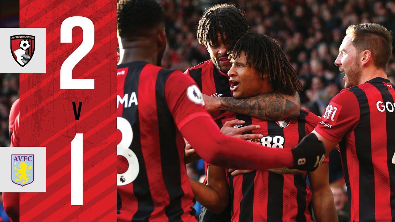 FIRST HALF FLUID - SECOND HALF BATTLE | AFC Bournemouth 2-1 Aston Villa