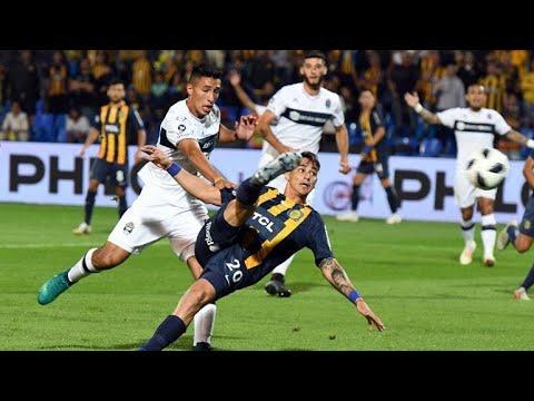 Final: goles y penales de Rosario Central 1 (4) - Gimnasia (LP) 1 (1)
