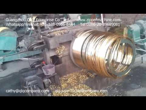 Copper rod production process part 1